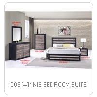 COS-WINNIE BEDROOM SUITE